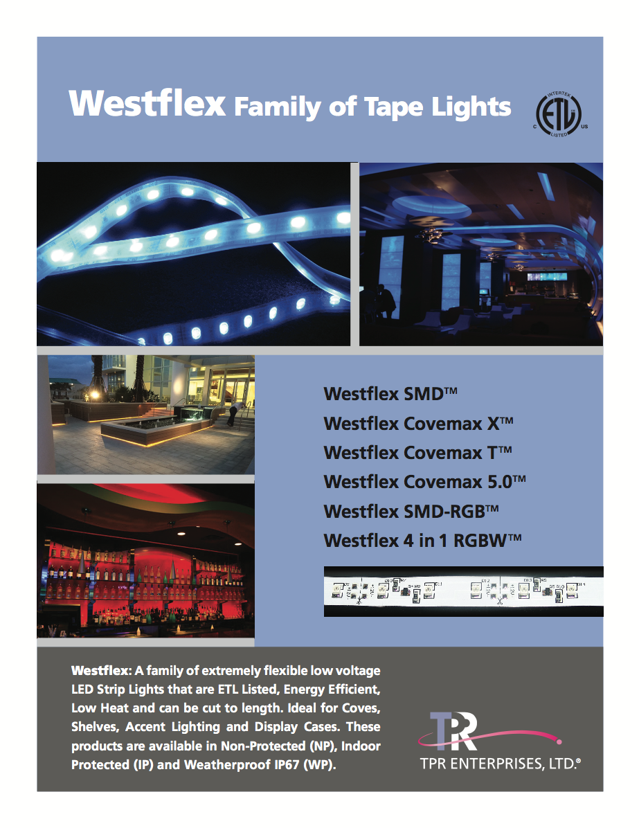 Westflex Family Brochure (Photo)